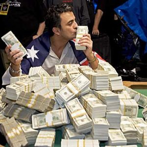 Skvělé a miluji peníze!