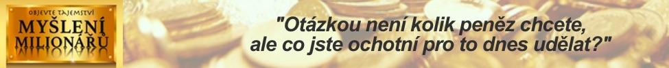 Myšlení milionářů.cz