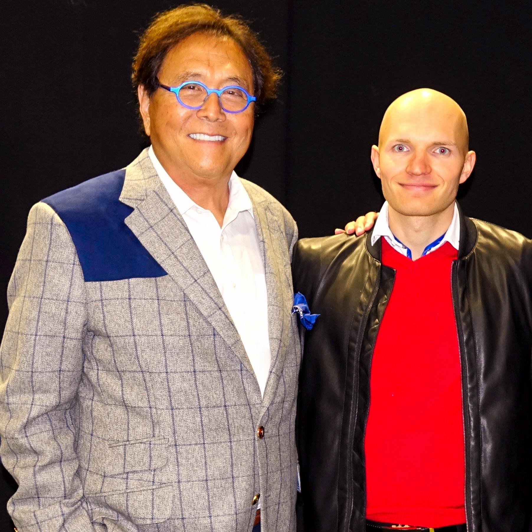 Robert Kiyosaki, multi-milionář a finanční guru